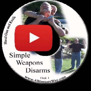 Simple weapons disarms online training copy