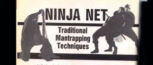 Master Brusso in a Ninja Magazine.