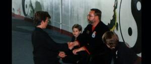 Black belt test